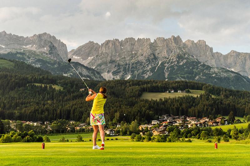 Golfurlaub in Tirol