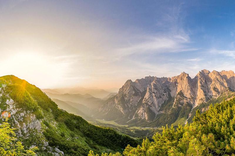 Fantastische Natur in den Kitzbüheler Alpen