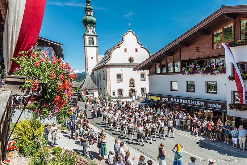 Talfest in Oberau