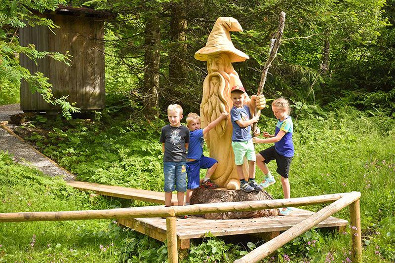 Juppi Zauberwald für Kinder