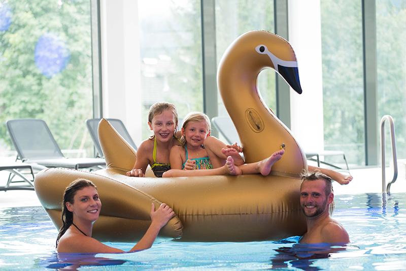 Familienurlaub im Hotel Goldried