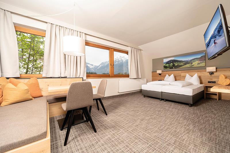 2-Raum Familienzimmer Alpbachtal