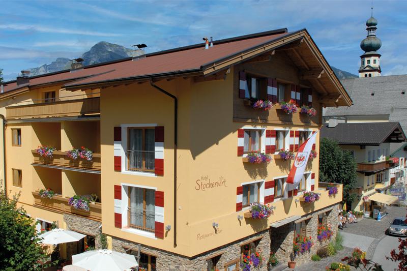 Sommerurlaub im Hotel Stockerwirt in Reith im Alpbachtal