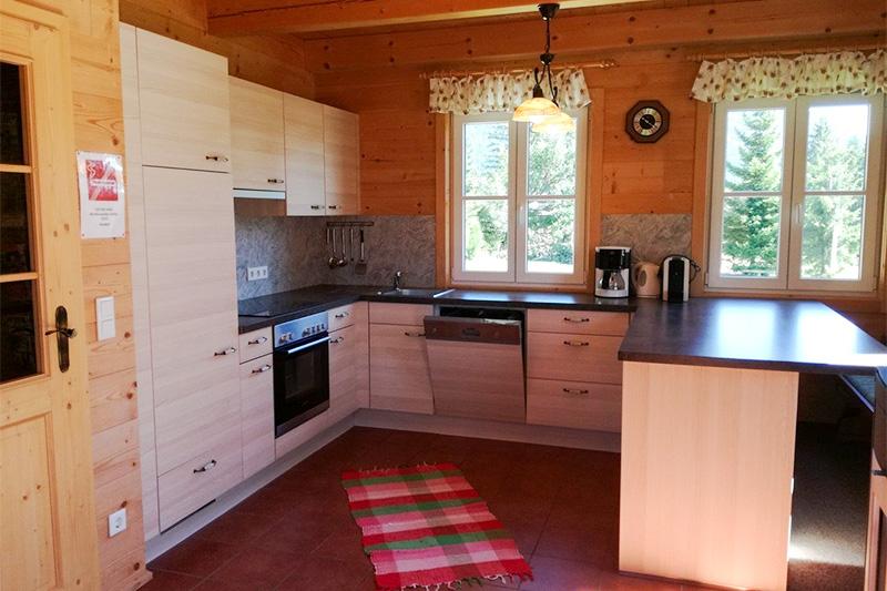 Küche Hütte Hiatamadl