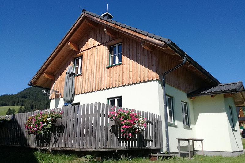 Hütte Hiatamadl für 7 - 9 Personen