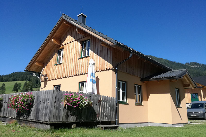 Hütte Jagabua für 7 - 9 Personen