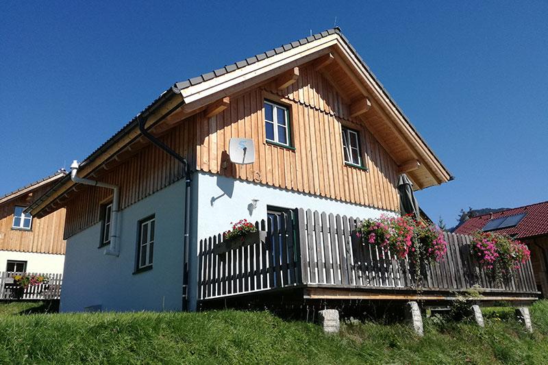 Hütte Schneeflockerl für 9 - 12 Personen