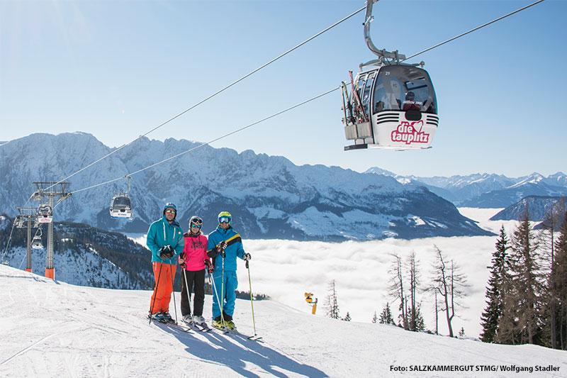 Skigebiet Tauplitzalm
