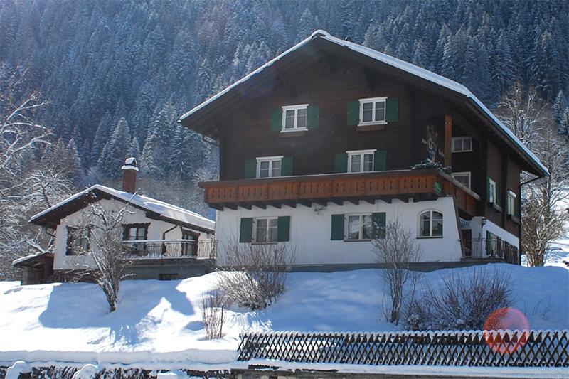 Winterurlaub im Haus Sieglinde im Silbertal (Montafon)