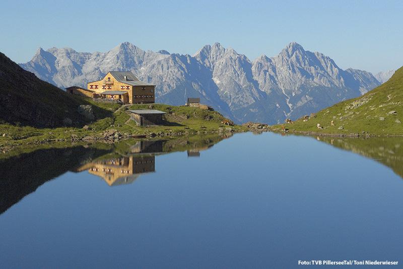 Sommerurlaub im PillerseeTal - Kitzbüheler Alpen