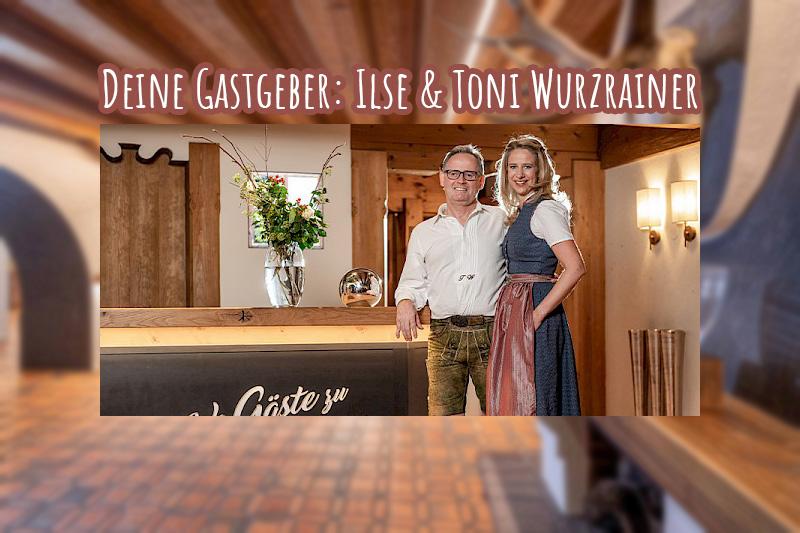 2018 wurde der Jakobwirt von Toni Wurzrainer und seiner Frau Ilse übernommen und renoviert