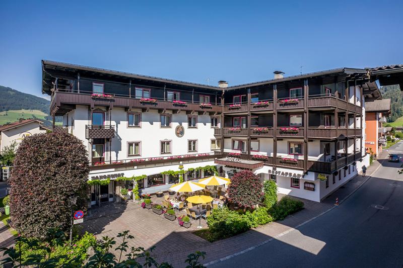 Sommerurlaub im Hotel Jakobwirt in Westendorf  (Kitzbüheler Alpen)