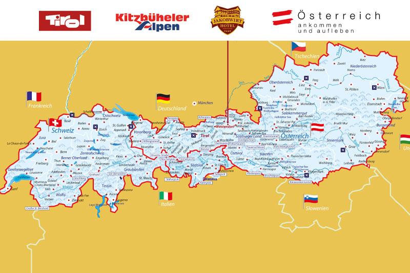 Jakobwirt-Karte