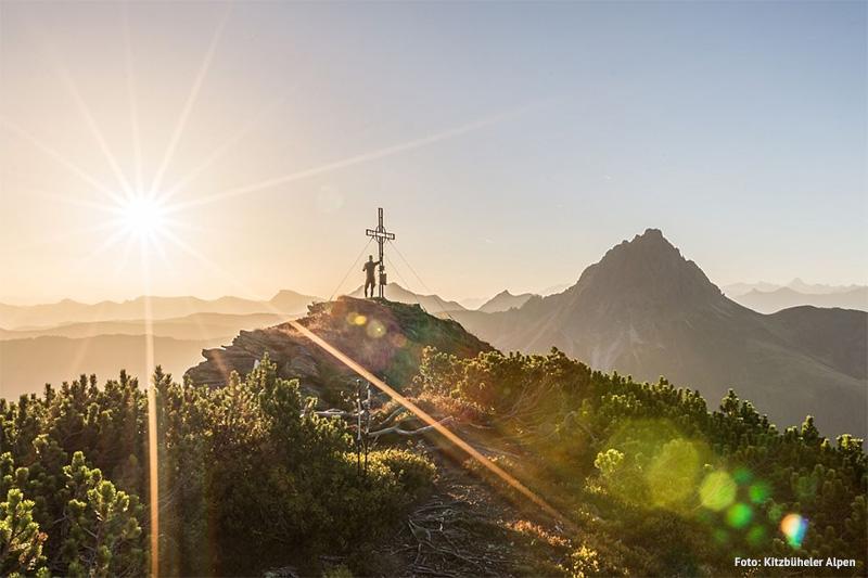 Bergsteigen und Klettern in den Kitzbüheler Alpen