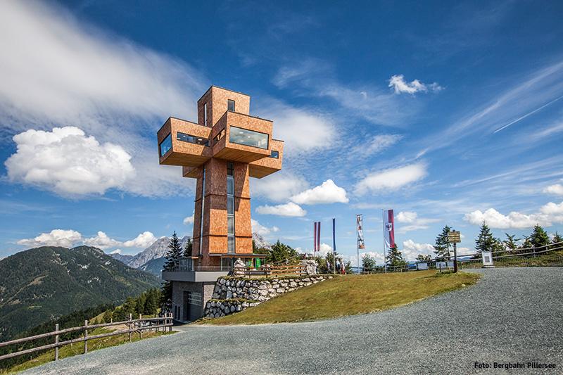 Ausflugsziel Jakobskreuz (Pillerseetal)