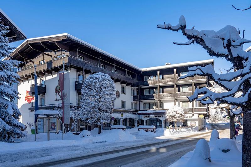 Winterurlaub im Hotel Jakobwirt in der Skiwelt Wilder Kaiser - Brixental