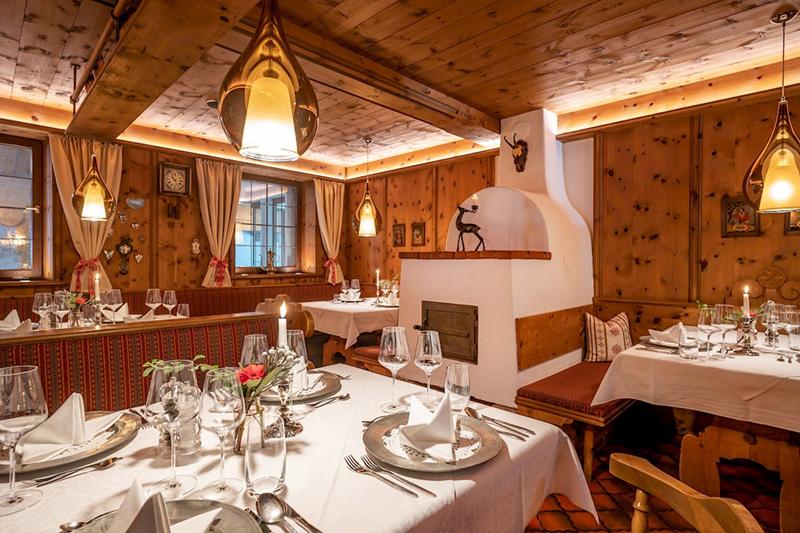 À la carte Restaurant Zirbenstube