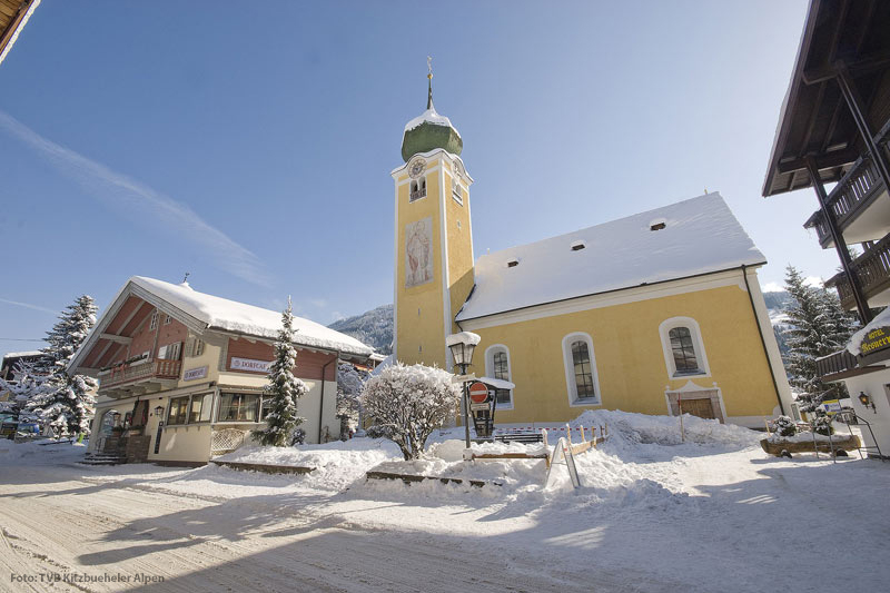 Winterzauber in Westendorf