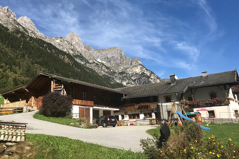 Bauernhof Alfaierhof