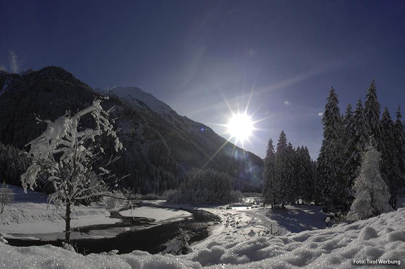 Winterurlaub im Wipptal in Tirol