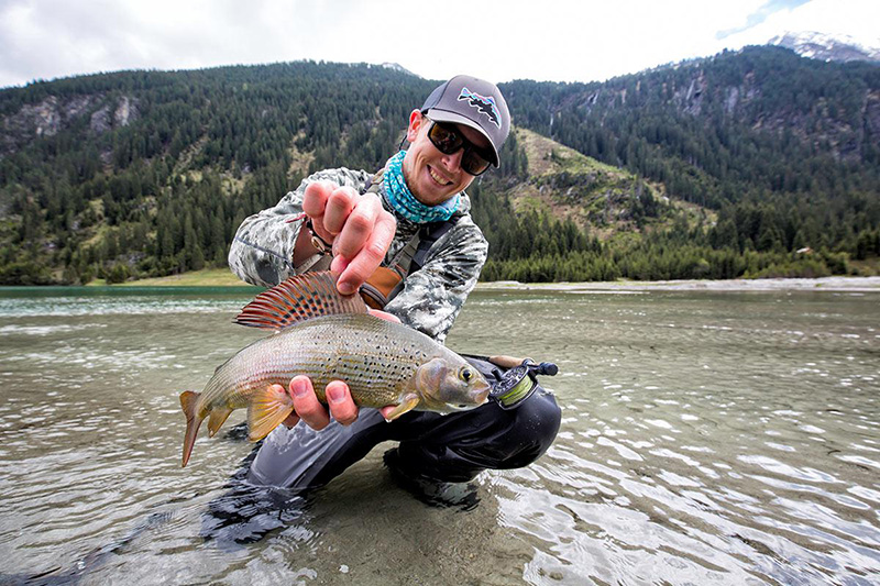 Fischen im Pinzgau