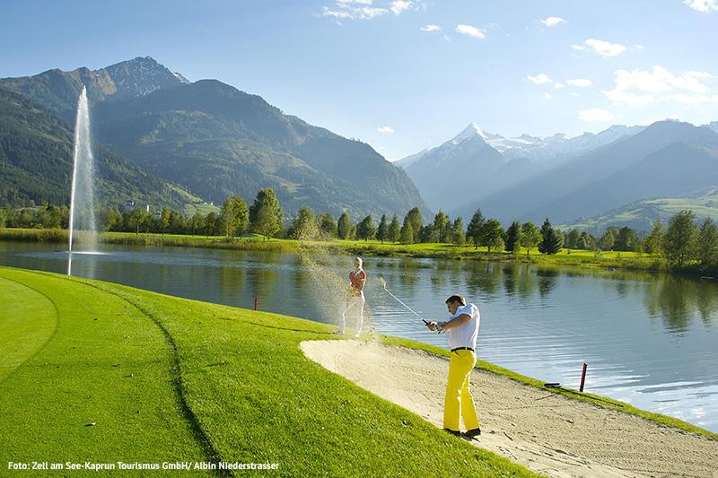 Golfplatz Zell am See Kaprun
