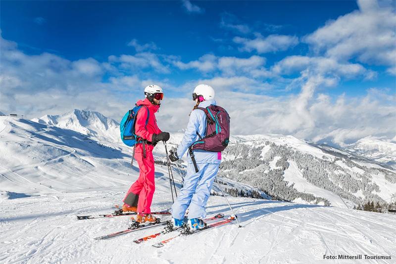 Skiurlaub in Mittersill