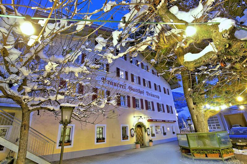 Winterurlaub im Hotel Bräurup in Mittersill