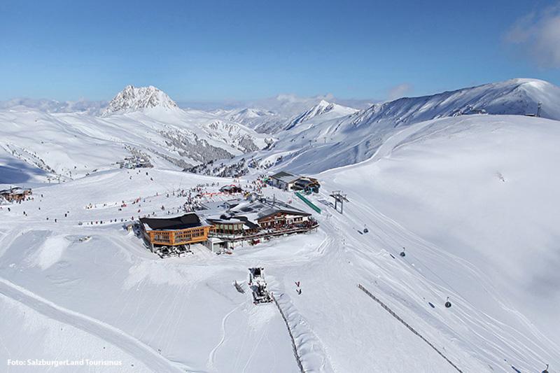 Skigebiet Wildkogel-Arena