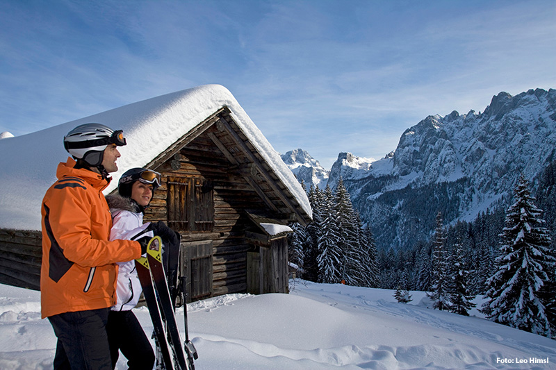 Winterurlaub Dachstein West