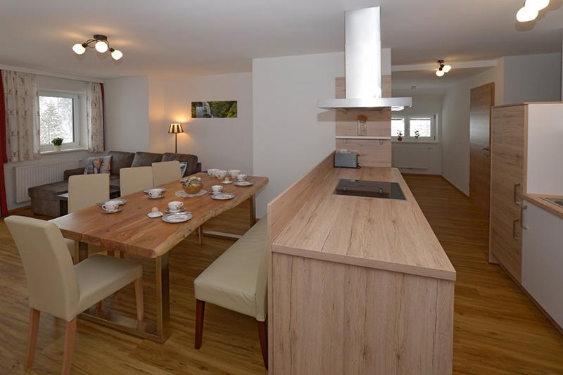5-8 Bett Appartement