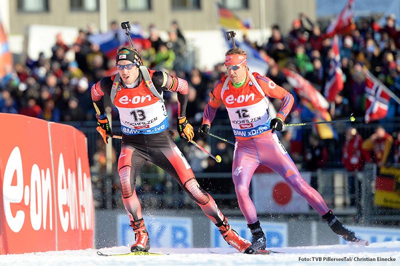 Biathlon Weltcup im PillerseeTal - Kitzbüheler Alpen