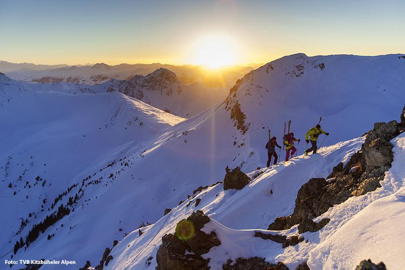 Skitouren im PillerseeTal