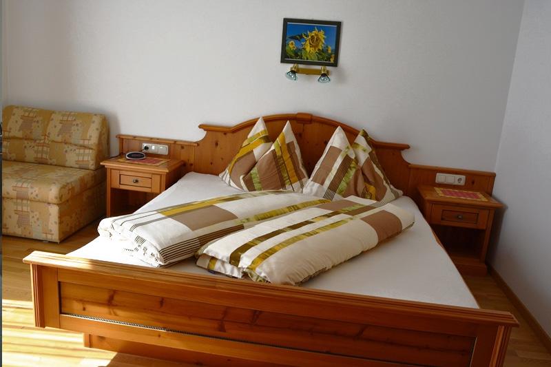Wohnung 01 - Schlafzimmer