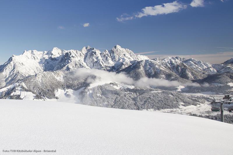 Winterlandschaft im PillerseeTal