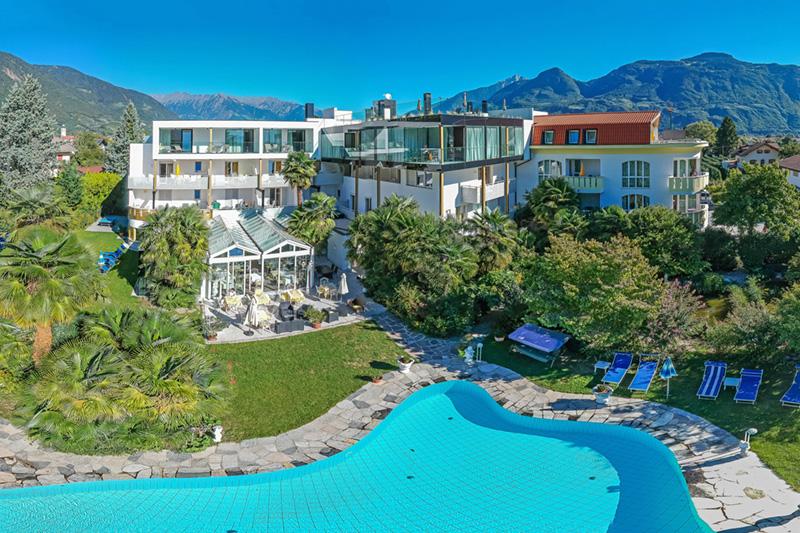 4-Sterne Hotel Gschwangut in Lana