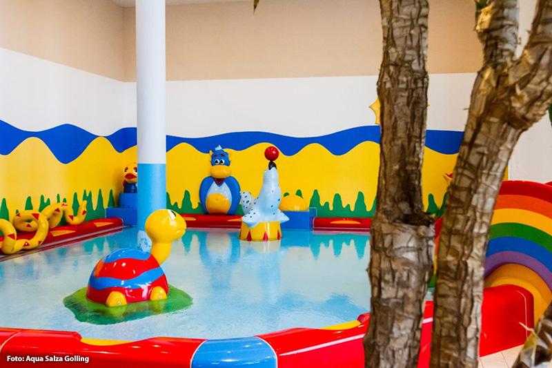 Bade-Paradies auch für die Kleinen