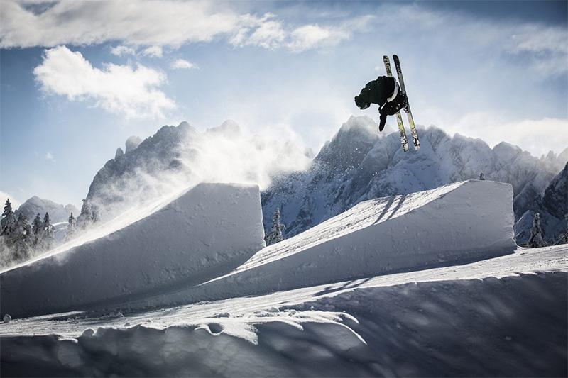 Snowboarden im Dachsteinresort