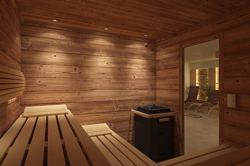 Sauna im Dachsteinresort