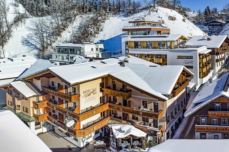 Winterurlaub im Hotel Wagrainerhof