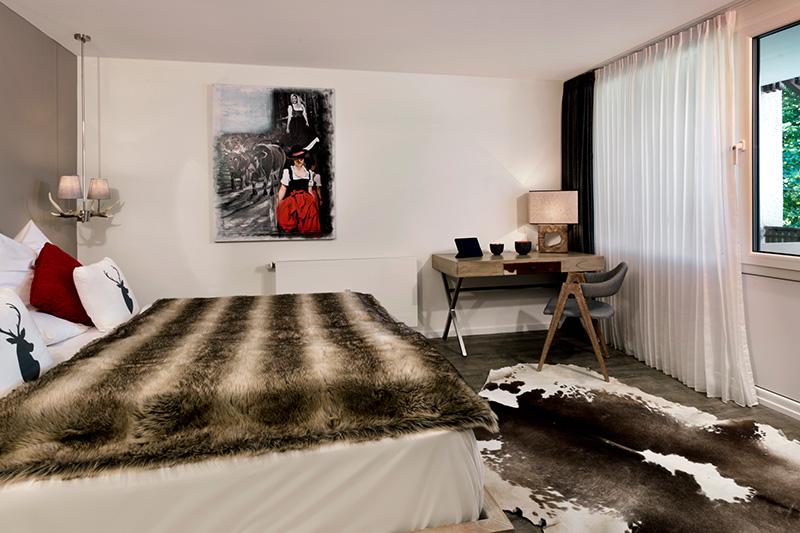 Karma Alpine Ein-Zimmer-Suite