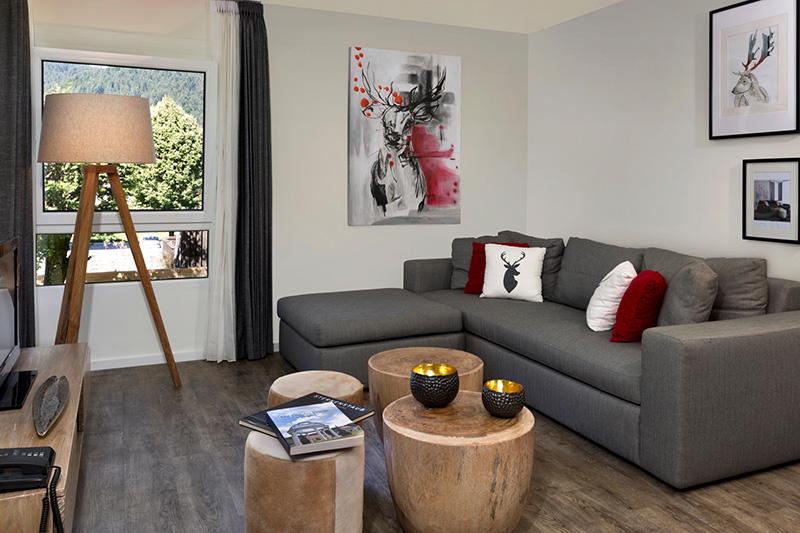 Karma Alpine Zwei-Zimmer-Suite