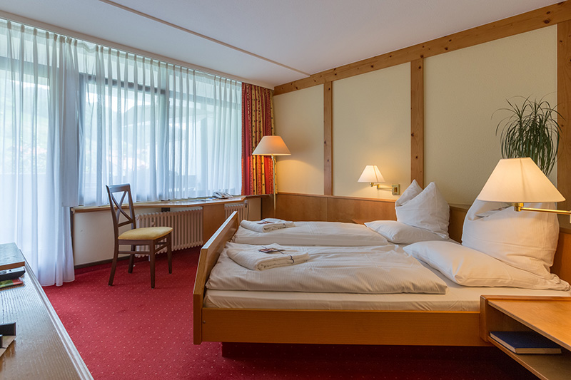 Doppelzimmer Alpenveilchen