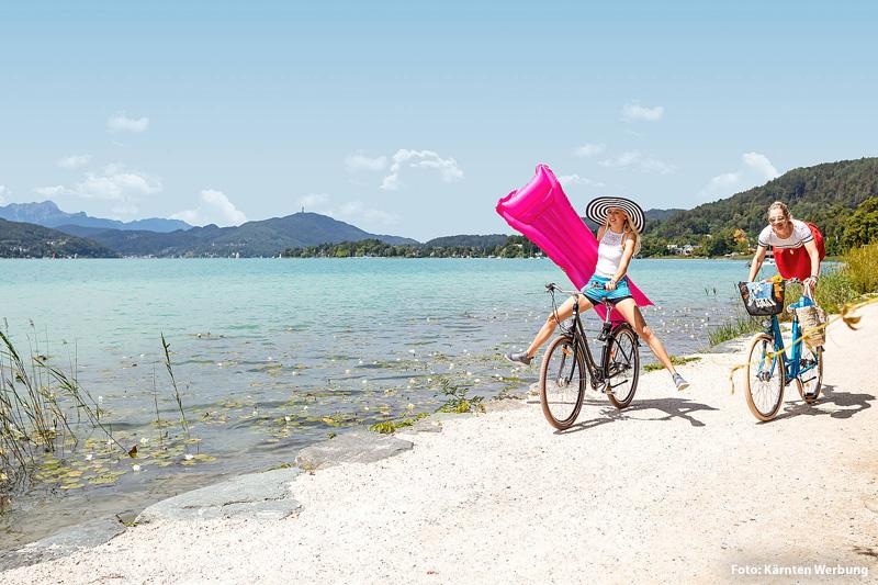 Sommerurlaub in Kärnten - auf der sonnigen Südseite der Alpen