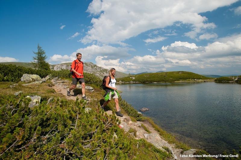 Wandern im Nationalpark Nockberge