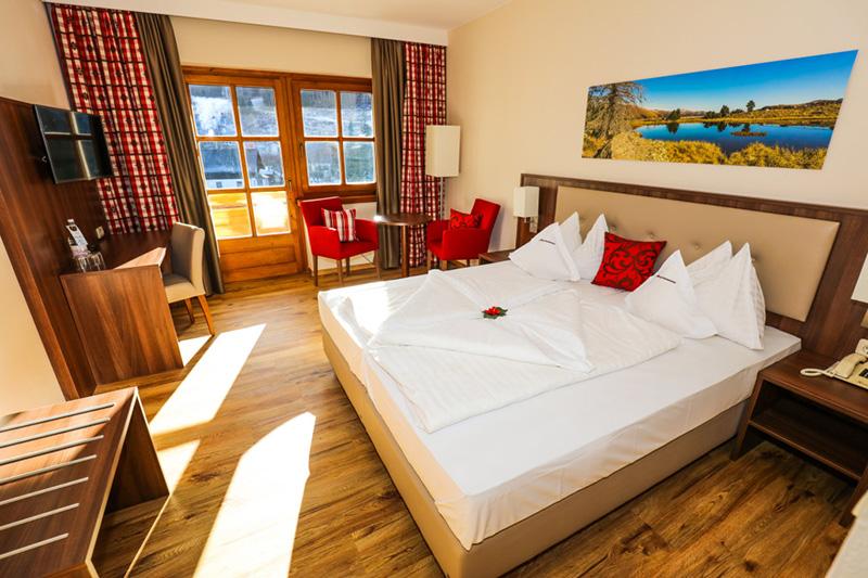 Doppelzimmer Kärnten 25-30 m²