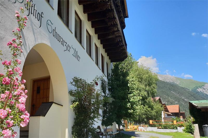 Sommerurlaub im Schwarzen Adler in Pettneu am Arlberg