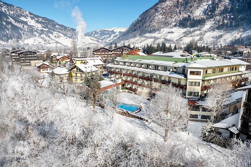 Winterurlaub im 4-Sterne Hotel Klammer's Kärnten in Bad Hofgastein