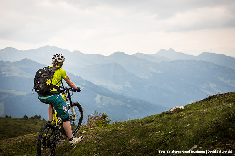 Mountainbike-Tour in Gastein im Salzburger Land