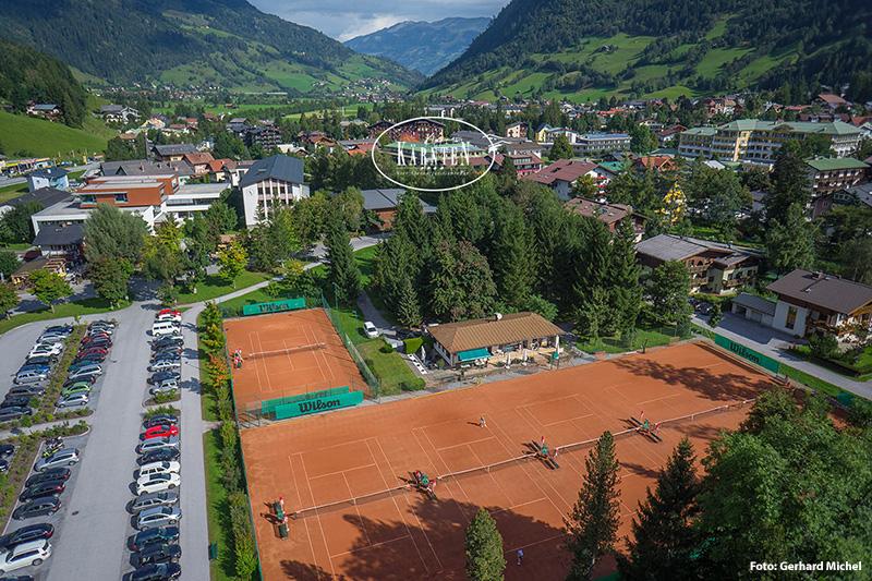 Tennisanlage des TC Rot Weiß